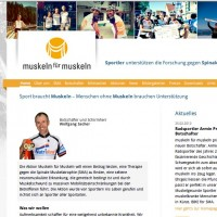 SMA-Homepage