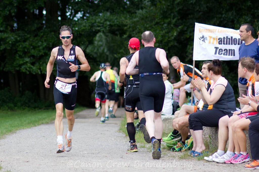 11km to go. Foto: Canon Crew Brandenburg
