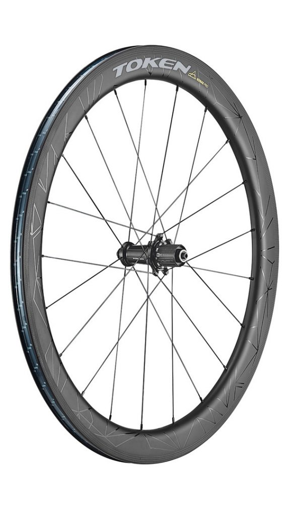 Token KONA PRO 52mm Carbon Clincher